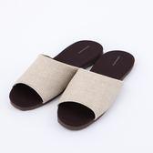 機能抗菌拖鞋-月牙白-生活工場