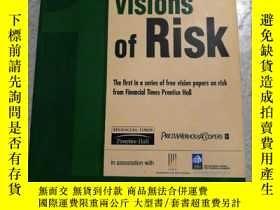 二手書博民逛書店visions罕見of risk 願景的風險Y17249 vis