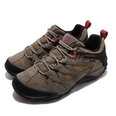 Merrell 戶外鞋 Alverstone GTX 咖啡 黑 男鞋 運動鞋 Gore-Tex 防水 【ACS】 ML033019