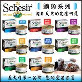 *WANG*【5罐入】 [義大利Schesir 貓罐 ]-鮪魚系列-7個口味