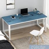 學生宿舍桌 電腦臺式桌家用臥室書桌簡易小桌子學生宿舍寫字桌現代簡約辦公桌 快速出貨 YYP