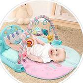 嬰兒腳踏鋼琴健身架器新生兒童音樂玩具寶寶早教0-1歲3-6-12個月