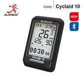 大毛生活館●ALATECH 藍芽自行車錶 (Cyclaid10)