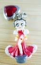 【震撼精品百貨】Betty Boop_貝蒂~吊飾-禮服