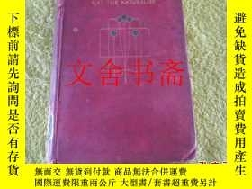 二手書博民逛書店NAT罕見THE NATURALIST OR A BOY S A