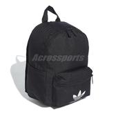 adidas 後背包 Adicolor Classic Backpack 黑 白 男女款 運動休閒 【ACS】 GD4575