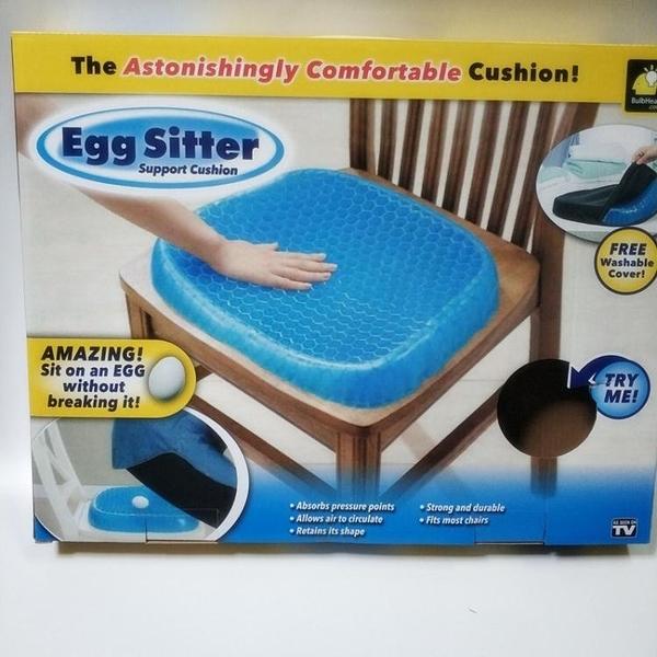 免運egg sitter坐墊多功能水凝膠坐墊雞蛋坐墊   麻吉鋪