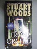 【書寶二手書T2/原文小說_HOB】Iron Orchid_Woods, Stuart
