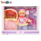 玩具反斗城 YOU & ME 12吋嬰兒娃娃旅行組
