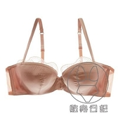 性感光面蕾絲邊內衣女文胸薄款有鋼圈胸罩bra大碼【貼身日記】