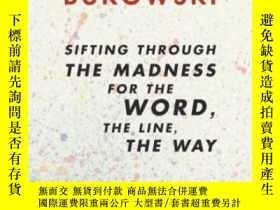 二手書博民逛書店Sifting罕見Through The Madness For The Word, The , The Way奇