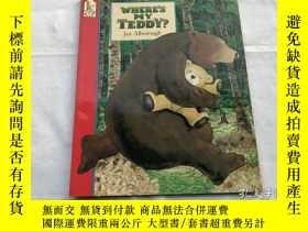 二手書博民逛書店Where s罕見My Teddy?Y8204 Jez Alborough Candlewick 出版199