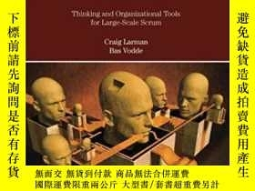 二手書博民逛書店Scaling罕見Lean & Agile DevelopmentY364153 Craig Larman A