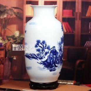 手繪景德鎮陶瓷器青花瓷