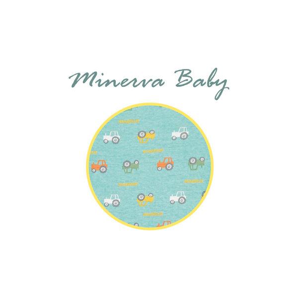 Minerva米諾娃 | 【鄉村boy系列】長袖包屁衣