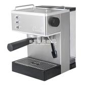 110V110v意式咖啡機家用不銹鋼鍋爐高壓商用全半自動蒸汽奶泡YYP 歐韓流行館