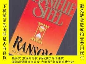 二手書博民逛書店罕見RANSOM【115】Y10970 DANIELLE STE