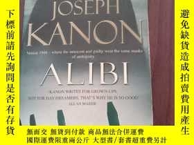 二手書博民逛書店Alibi:Venice罕見1946 - where the innocent and guilty wear t