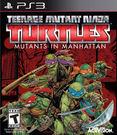 PS3 Teenage Mutant Ninja Turtles: Mutants in Manhattan 忍者龜:曼哈頓突變體(美版代購)