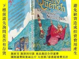 二手書博民逛書店lily罕見quench :百合花淬火Y200392