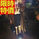針織外套 長版-熱銷獨一無二韓風純棉開襟女針織衫3色63l38【巴黎精品】