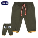 chicco-變色龍-造型束口長褲