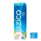 ZICO 100% 椰子水1000mlx...