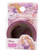 【卡漫城】 長髮公主 紙膠帶 ㊣版 Rapunzel 樂佩 Tangled 筆記本 貼紙 膠帶貼 包裝 創意貼 裝飾貼