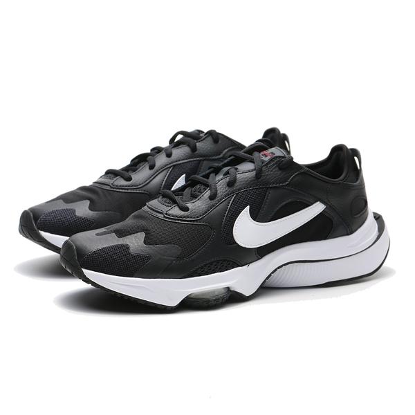 NIKE 休閒鞋 AIR ZOOM DIVISION 平民版SACAI 黑白 氣墊 運動 男 (布魯克林) CK2946-003