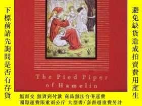 二手書博民逛書店【罕見】1993年出版 The Pied Piper Of HamelinY226683 Robert Bro