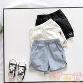 男童薄款休閒短褲外穿夏季寶寶韓版純棉五分褲【聚可愛】
