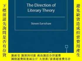 二手書博民逛書店The罕見Direction Of Literary Theory-文學理論的走向Y436638 Steven