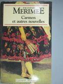 【書寶二手書T1/原文小說_HBQ】Carmen Et Autres Nouvelles (French Edition)_Prosper Merimee