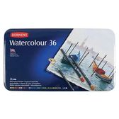 DW水性色鉛36色-鐵盒裝 32885