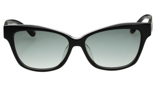 Juicy Couture -時尚太陽眼鏡(黑色)