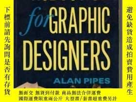 二手書博民逛書店Production罕見For Graphic Designer
