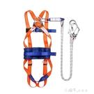 歐標安全帶歐標帶緩沖包雙繩高空作業滌綸安全帶 【全館免運】