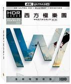 【停看聽音響唱片】【BD】西方極樂園第二季 六碟 限量收藏版『4K』