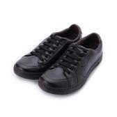 巴西KILDARE BLEND BLACK 真皮燻黑綁帶休閒鞋 黑 RU4761-BL 男鞋