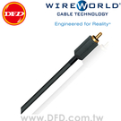 WIREWORLD TERRA 7 地球 2.0M RCA 音源訊號線 原廠公司貨
