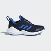 ADIDAS FORTARUN K [AH2620] 中童鞋 運動 休閒 包覆 穩固 緩震 舒適 貼合 愛迪達 深藍