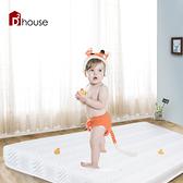床墊/嬰兒床墊-60*120 Perez-天絲無毒乳膠獨立筒床墊/嬰兒床墊60*120cm-寵愛寶貝系列【DD House】