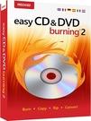 [2美國直購] Roxio Easy CD & DVD Burning 2 Disc Burner Video Capture [PC Disc]
