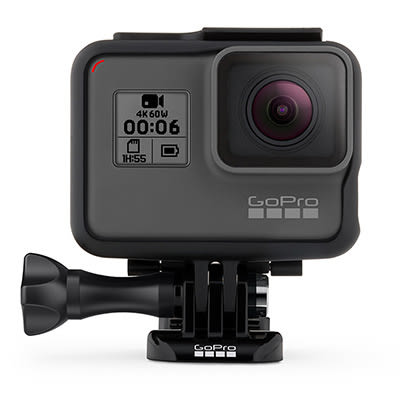 GOPRO HERO6 Black 運動攝影機