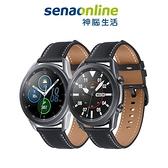 【血氧偵測 送原廠夏日運動包組】SAMSUNG Galaxy watch 3 45mm BT R840 神腦生活