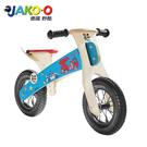 JAKO-O德國野酷-木製平衡滑步車-救...