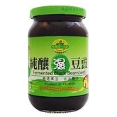 味榮 純釀濕豆豉 400g/瓶