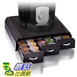 [103美國直購] Mind Reader Anchor Coffee Pod Storage Drawer for 36 Keurig K-Cup 42 CBTL  咖啡包容器不含咖啡包