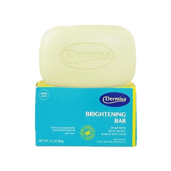 美國 Dermisa 淡斑嫩白皂(85g)【小三美日】
