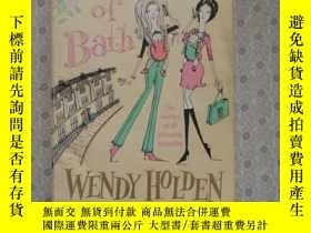 二手書博民逛書店32開英文原版罕見The wives of bathY281995 Wendy Holden headline